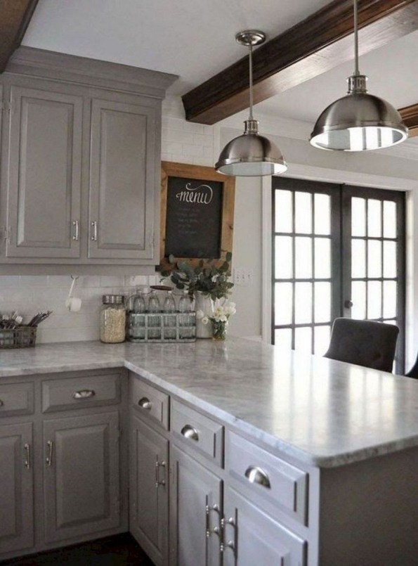 Charming Paint Ideas For Kitchen Room 49