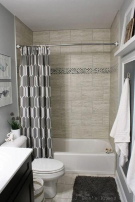 Classy Bathroom Design Ideas With Little Space 25