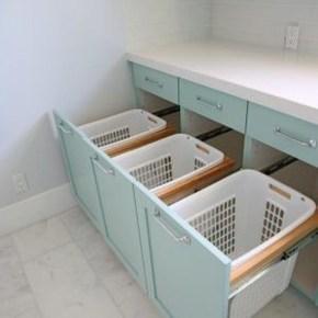 Cozy Laundry Room Storage Design Ideas 02