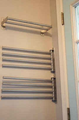 Cozy Laundry Room Storage Design Ideas 26