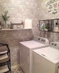 Elegant Laundry Room Design Ideas 15