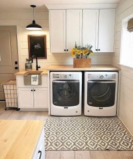 Elegant Laundry Room Design Ideas 20