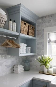 Elegant Laundry Room Design Ideas 24