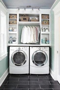 Elegant Laundry Room Design Ideas 25