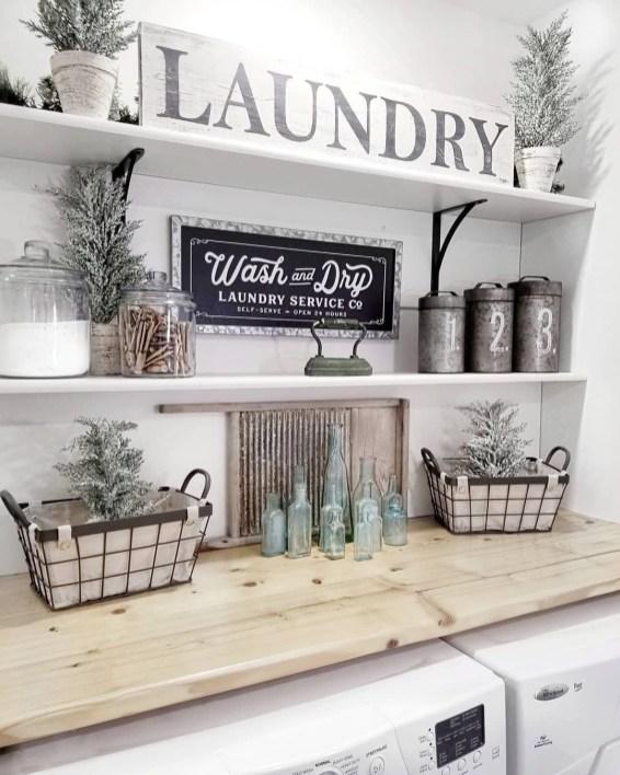 Elegant Laundry Room Design Ideas 45