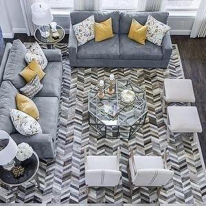 Extraordinary Living Room Design Ideas With Floor Granite 02