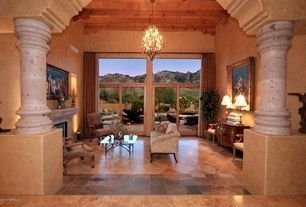 Extraordinary Living Room Design Ideas With Floor Granite 06