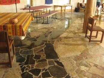 Extraordinary Living Room Design Ideas With Floor Granite 11