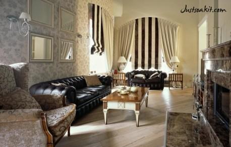 Extraordinary Living Room Design Ideas With Floor Granite 19