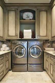 Fabulous Functional Laundry Room Decoration Ideas On A Budget 11