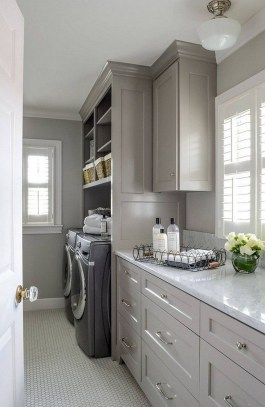 Fabulous Functional Laundry Room Decoration Ideas On A Budget 17