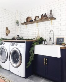Fabulous Functional Laundry Room Decoration Ideas On A Budget 20