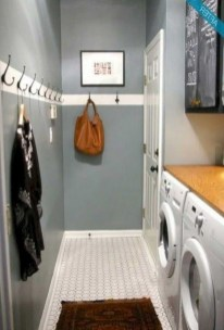 Fabulous Functional Laundry Room Decoration Ideas On A Budget 36