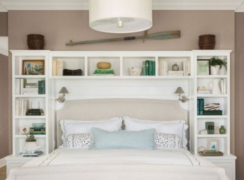 Fantastic Diy Bedroom Headboard Ideas To Make It More Comfortable 12