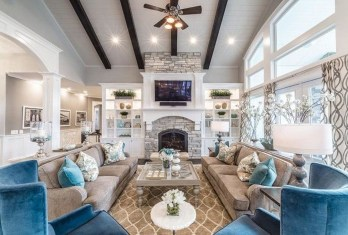 Fascinating Living Room Design Ideas For Home 2019 35