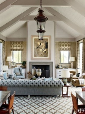 Gorgeous Ceiling Design Ideas For Living Room To Apply Asap 08