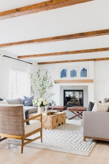 Gorgeous Ceiling Design Ideas For Living Room To Apply Asap 26