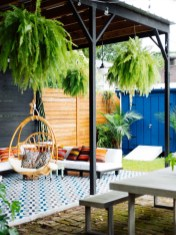 Latest Home Patio Design With Hanging Plants 12