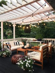 Latest Home Patio Design With Hanging Plants 25