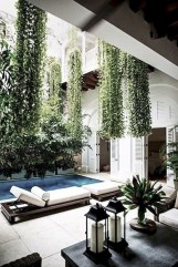 Latest Home Patio Design With Hanging Plants 28