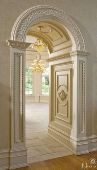 Marvelous Home Corridor Design Ideas That Looks Modern 14