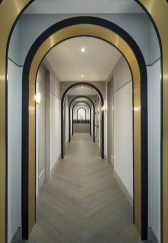 Marvelous Home Corridor Design Ideas That Looks Modern 23