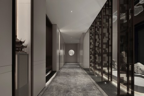 Marvelous Home Corridor Design Ideas That Looks Modern 39