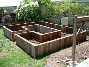 Outstanding Diy Raised Garden Beds Ideas 24