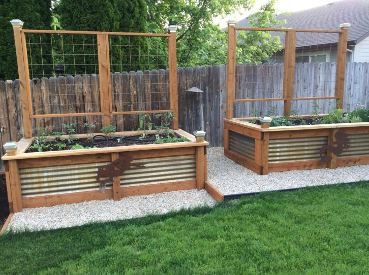 Outstanding Diy Raised Garden Beds Ideas 30