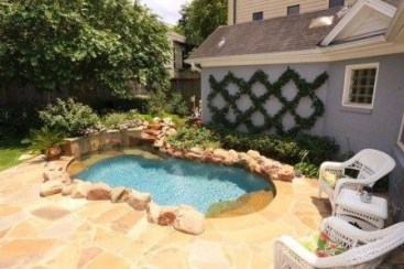 Perfect Backyard Home Design Ideas With Swimming Pool 05