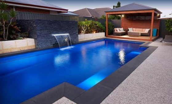Perfect Backyard Home Design Ideas With Swimming Pool 24