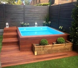 Perfect Backyard Home Design Ideas With Swimming Pool 28