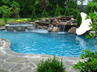 Perfect Backyard Home Design Ideas With Swimming Pool 29