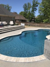 Perfect Backyard Home Design Ideas With Swimming Pool 33