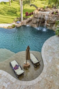 Perfect Backyard Home Design Ideas With Swimming Pool 47
