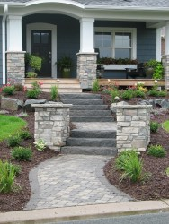 Pretty Front Yard Landscaping Ideas 04