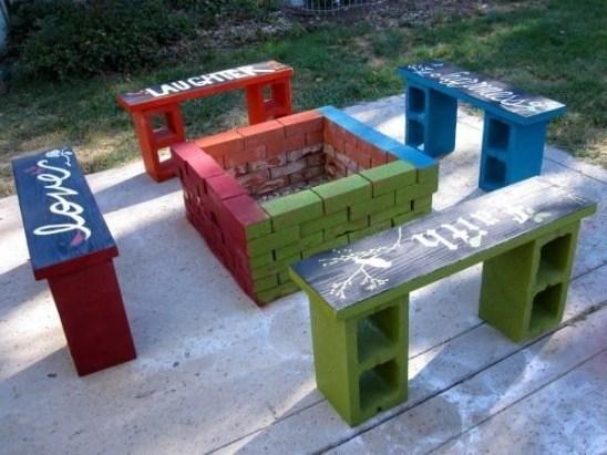 Stunning Diy Cinder Block Ideas For Outdoor Space 02