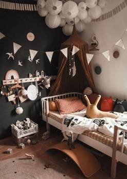 Unusual Children Bedroom Decoration Ideas That Look Cool 29