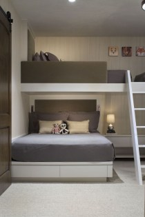 Unusual Children Bedroom Decoration Ideas That Look Cool 42