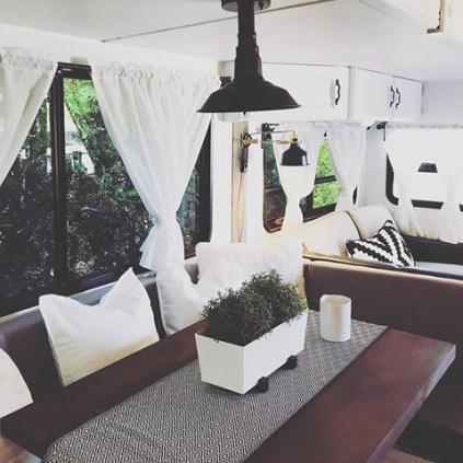 Captivating Farmhouse Style Decor Ideas For Rv Makeover To Tryl 01