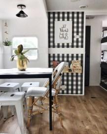 Captivating Farmhouse Style Decor Ideas For Rv Makeover To Tryl 13