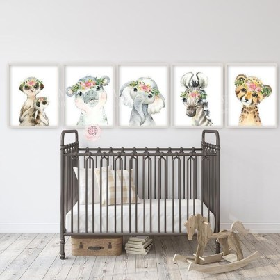 Casual Baby Room Decor Ideas You Must Try 24