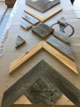 Chic Diy Pallet Wall Art Ideas To Try 06
