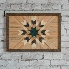 Chic Diy Pallet Wall Art Ideas To Try 10