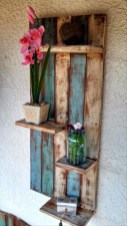 Chic Diy Pallet Wall Art Ideas To Try 11