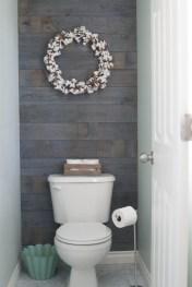 Elegant Bathroom Remodel Ideas With Stikwood That Looks Cool 22