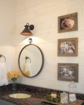 Elegant Bathroom Remodel Ideas With Stikwood That Looks Cool 30