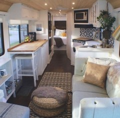 Extraordinary Interior Rv Makeover Ideas You Must Have 08