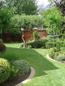 Fabulous Garden Design Ideas For Small Space That Looks Cool 20
