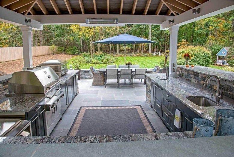 Fantastic Kitchen Design Ideas For Outdoor Kitchen This Year 19